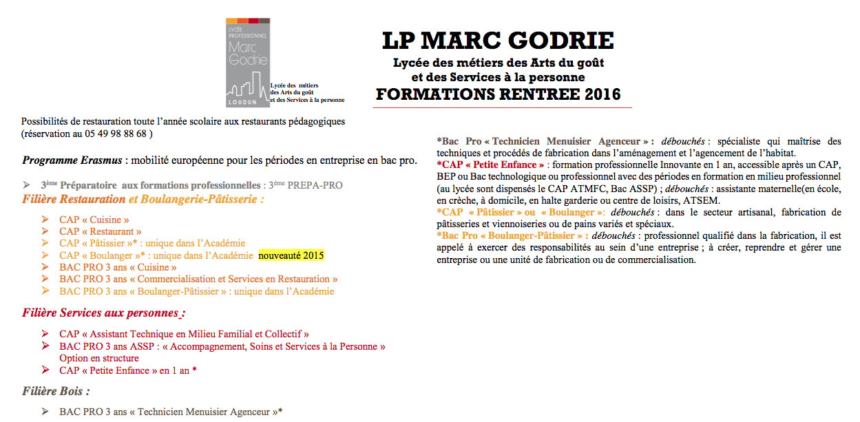 plaquette_formation-scolaire_2016_lycee_marc_godrie